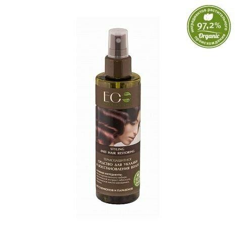 ECOLAB Термозащитное средство для укладки и восстановления волос