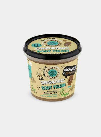 Питательный скраб для тела Skin Super Food− Granola & Pecan Nut