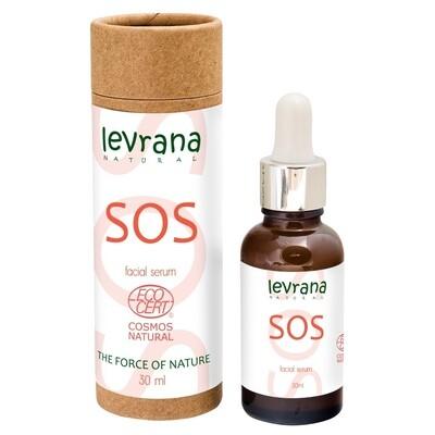 LEVRANA Сыворотка для лица 'SOS' Противовоспалительная точечного действия