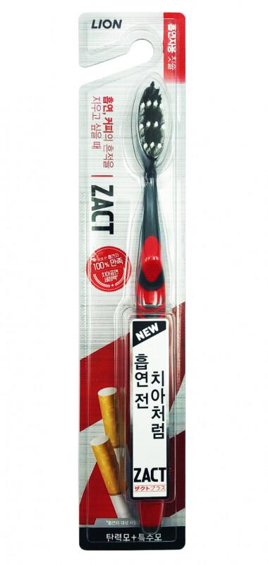 Lion Zact Зубная щетка для отбеливания зубов