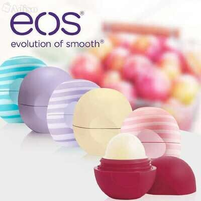 Eos Organic Lip balm бальзам для губ (на картонной подложке)