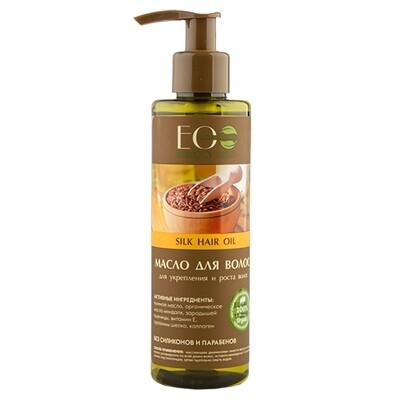 ECOLAB Масло для волос Для укрепления и роста волос, 200 мл