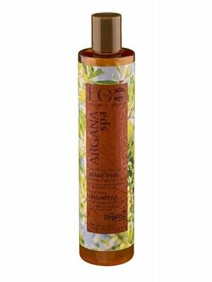 ECOLAB Восстанавливающий шампунь для волос Аргана, 350 мл