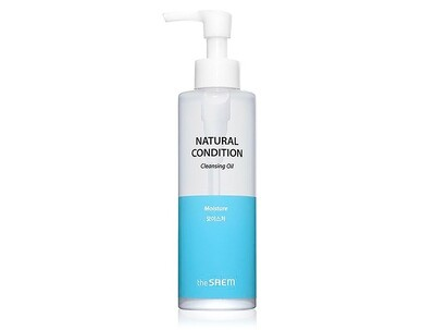СМ Natural Condition Гидрофильное масло Natural Condition Cleansing Oil [Moisture] 180мл