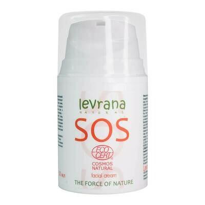 LEVRANA Крем для лица SOS, 50 мл