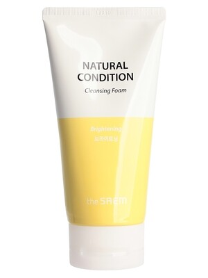 СМ Natural Condition Пенка для умывания сияние Natural Condition Cleansing Foam [Brightening] 150мл