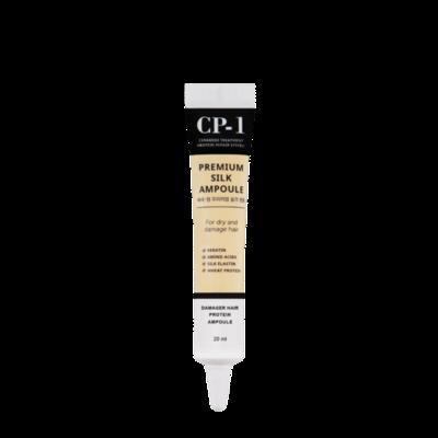 Esthetic House Cыворотка для волос с протеинами шелка/ туба CP-1 Premium Silk Ampoule, 20 мл