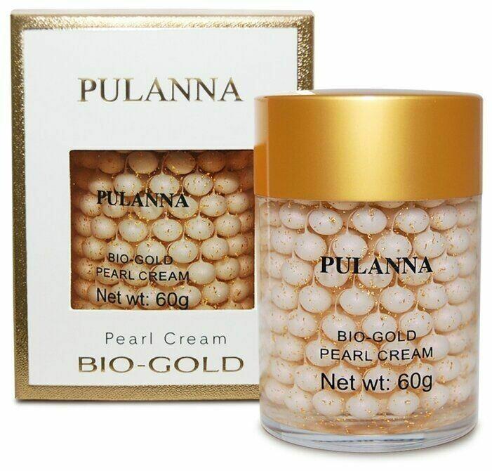 Pulanna Жемчужный крем -Pearl Cream 60г