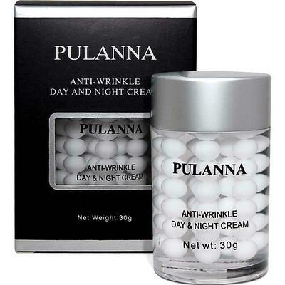 Pulanna Дневной-ночной крем от морщин -Day & Night Cream 30г
