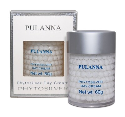 Pulanna Дневной крем -Phytosilver Day Cream 60г