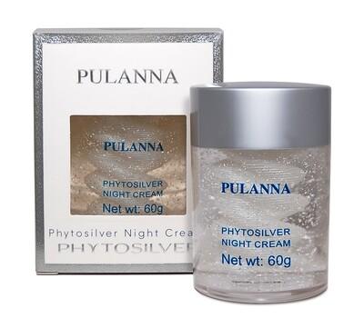 Pulanna Ночной крем -Phytosilver Night Cream 60г