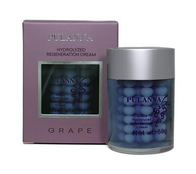 Pulanna Увлажняющий антистрессовый крем -Hydrolyzed Regeneration Cream 58г