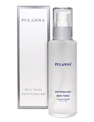 Pulanna Тоник для лица -Phytosilver Skin Tonic 60г