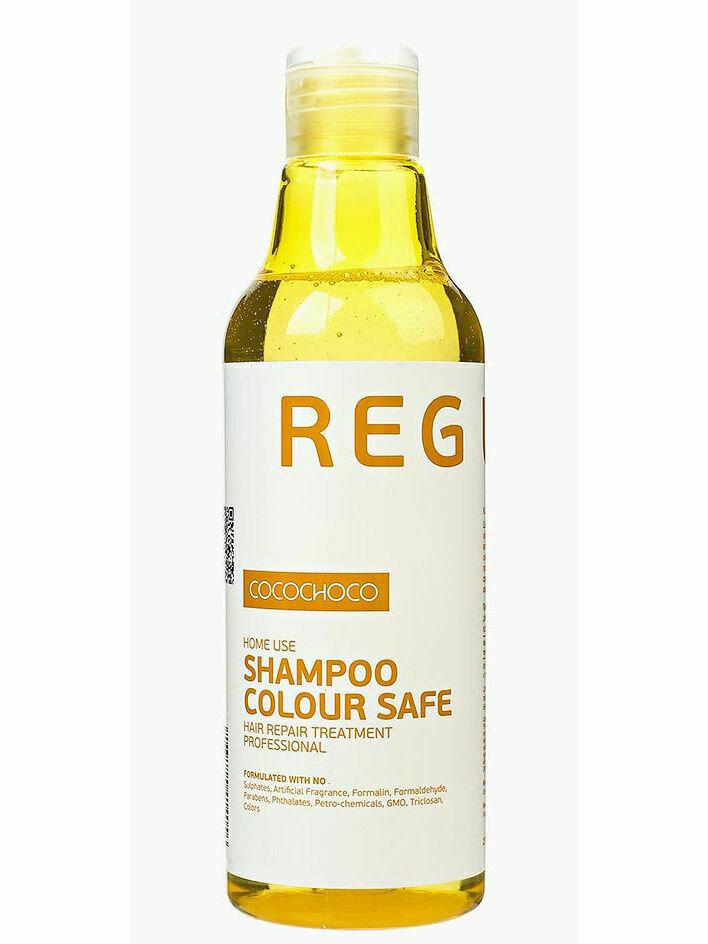 COCO CHOCO Regular шампунь для окрашенных волос 250 мл