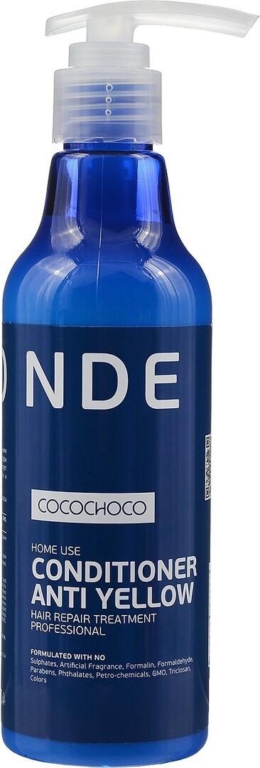 COCO CHOCO Blond кондиционер для осветленных волос 250 мл