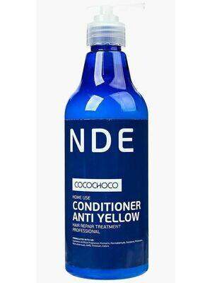 COCO CHOCO Blond кондиционер для осветленных волос 500 мл