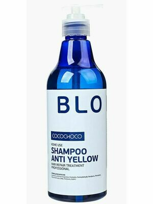 COCO CHOCO Blond шампунь для осветленных волос 500 мл