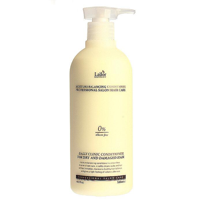 LA'DOR Moisture Кондиционер для волос увлажняющий Moisture Balancing Сonditioner /530ml 530мл