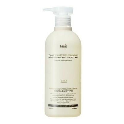 LADOR TRIPLEX Профессиональный шампунь с протеинами шелка и кератином 530мл