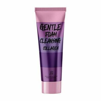 J:ON Пенка для умывания КОЛЛАГЕН Gentle Foam Cleansing Collagen, 100 мл