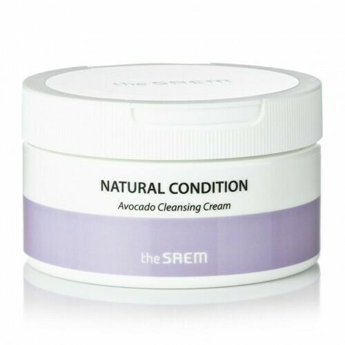 СМ Natural Condition Крем для лица очищающий авокадо Natural Condition Avocado Cleansing Cream 300мл