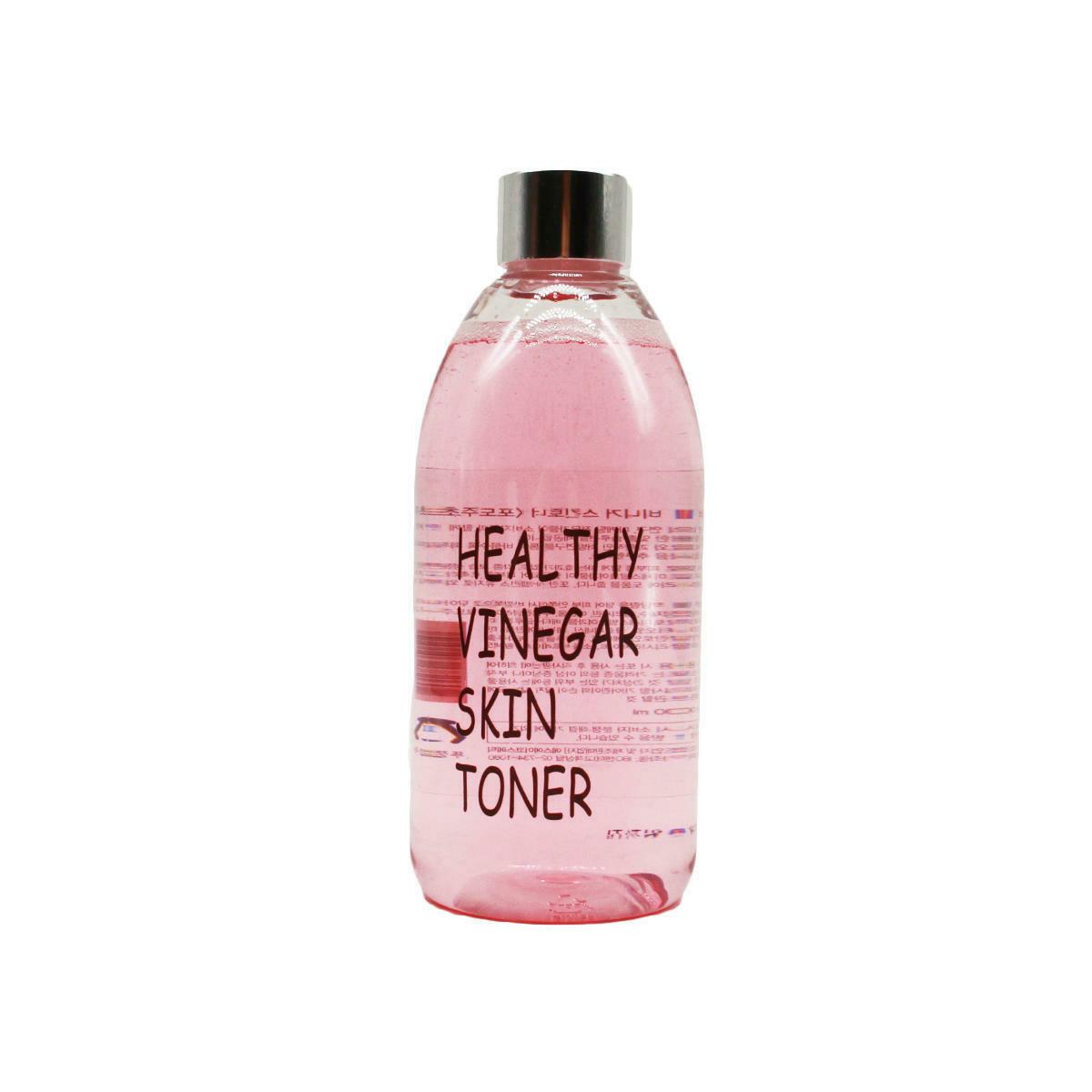 REALSKIN Тонер для лица КРАСНОЕ ВИНО Healthy vinegar skin toner (Grape wine), 300 мл
