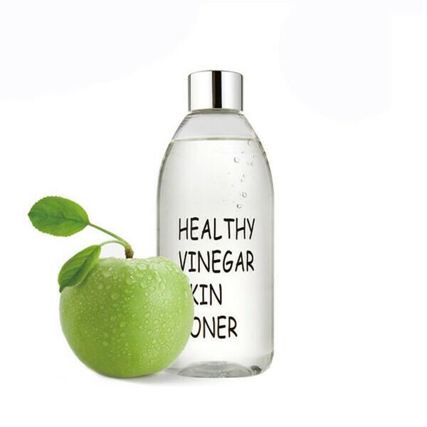 REALSKIN Тонер для лица ЯБЛОКО Healthy vinegar skin toner (Apple), 300 мл