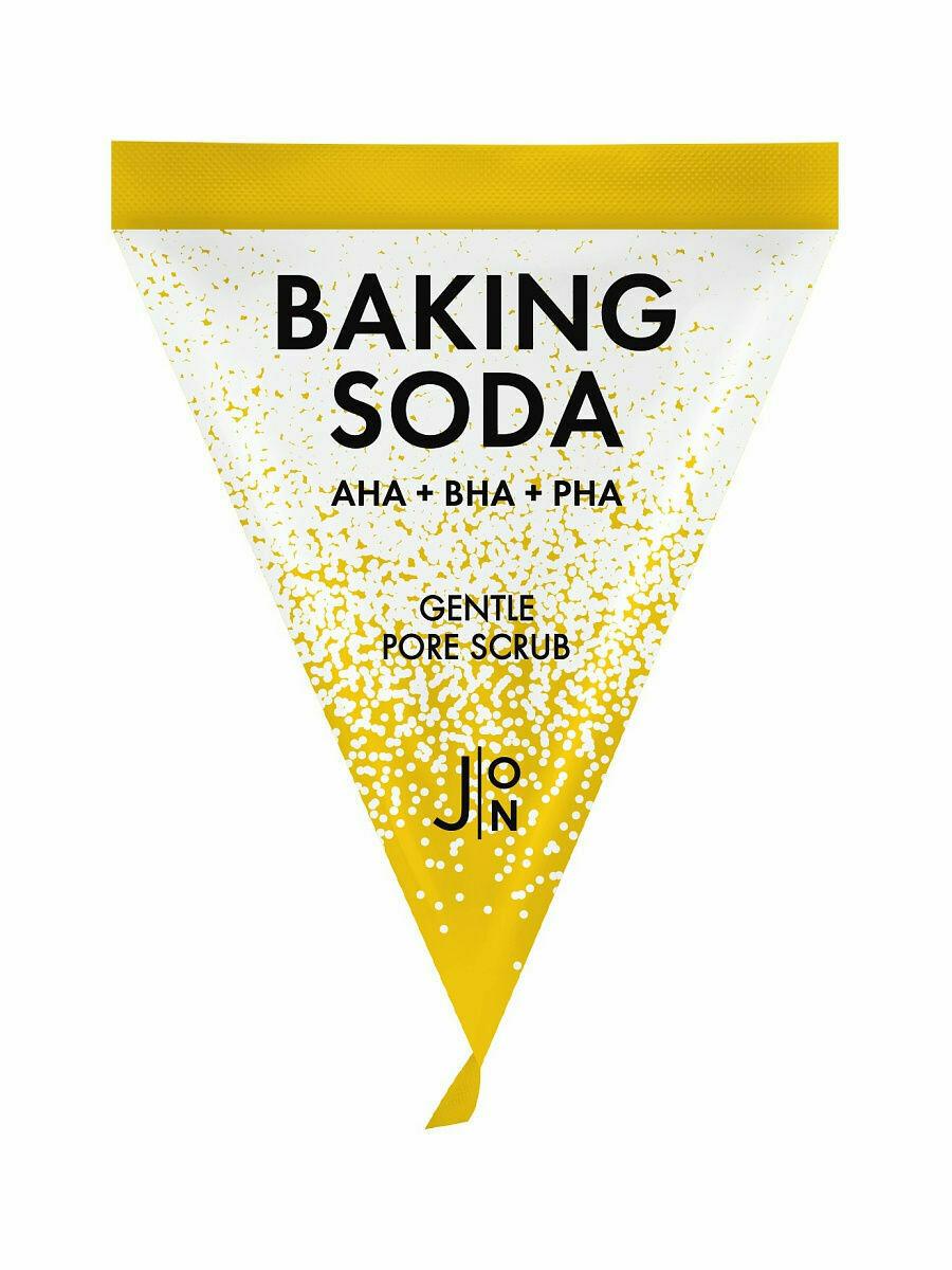[J:ON] BAKING SODA Скраб для лица СОДОВЫЙ Baking Soda Gentle Pore Scrub, 5 гр.