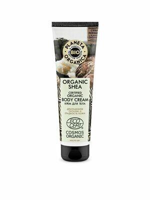 Planeta Organica Крем для тела Organic Shea