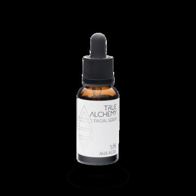 True Alchemy Сыворотка водоэмульсионная AHA Acids 5,1% 30 мл