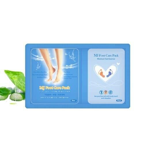 Маска для ног с гиалуроновой кислотой FOOT CARE PACK 22гр