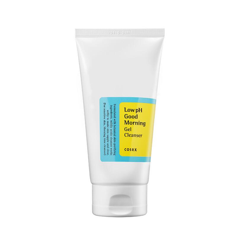 COSRX Мягкий гель для умывания Low pH Good Morning Gel Cleanser