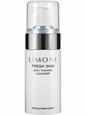 LIMONI Пенка для ежедневного очищения кожи Daily Foaming Cleanser 100 ml