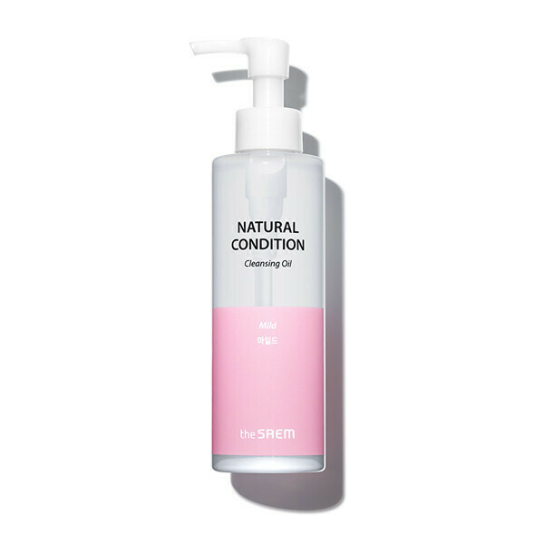 СМ Natural Condition Гидрофильное масло Natural Condition Cleansing Oil Mild, 180 мл.