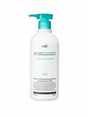 LA'DOR Профессиональный шампунь для ухода за волосами до и после завивки или окрашивания 530мл