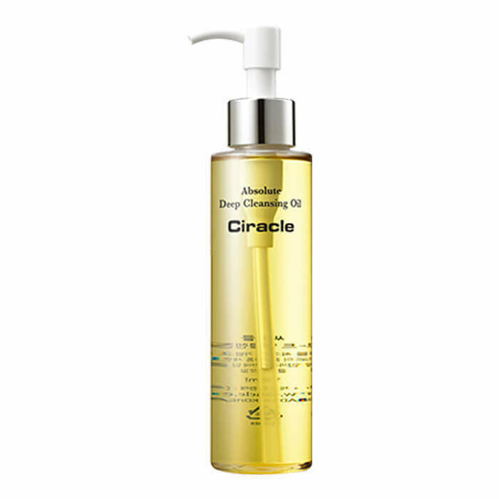 СР Cleansing Масло гидрофильное Ciracle Absolute Deep Cleansing Oil 150мл