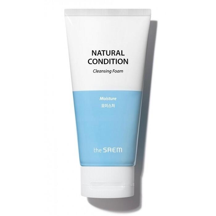 СМ Natural Condition Пенка для умывания увлажняющая NATURAL CONDITION Cleansing Foam [Moisture] 150м