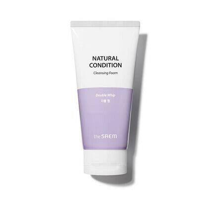 СМ Natural Condition Пенка для умыв.очищающая NATURAL CONDITION Cleansing Foam [Double Whip] 150 мл