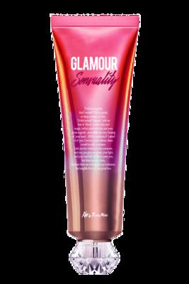 [Kiss by Rosemine] Крем для тела ДРЕВЕСНО-МУСКУСНЫЙ АРОМАТ Fragrance Cream - Glamour Sensuality, 140 мл.