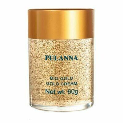 Pulanna Био-золотой крем от морщин, 60 г.