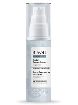 Bisou Крем-сыворотка для лица мультивитамин молодости, 50 мл