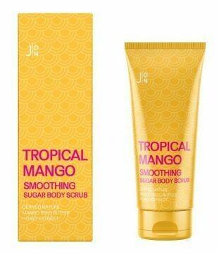 [J:ON]  Скраб для тела МАНГО Tropical Mango Smoothing Sugar Body Scrub, 250 гр