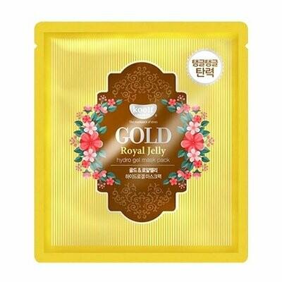 KOELF Гидрогелевая маска Золото и пчелиное маточное молочко 30 г