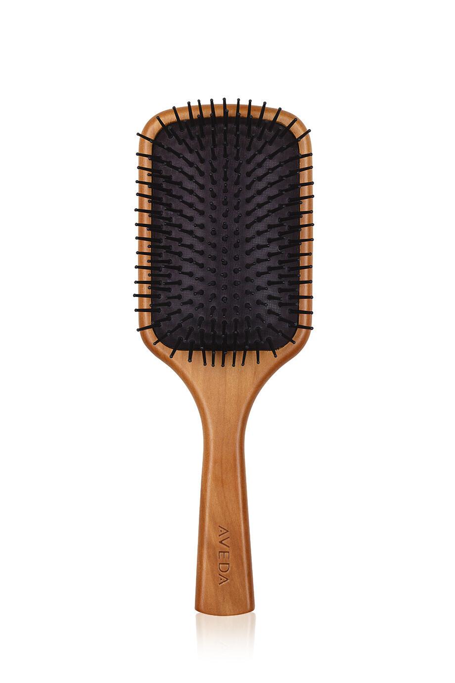 Расчёска массажная деревянная