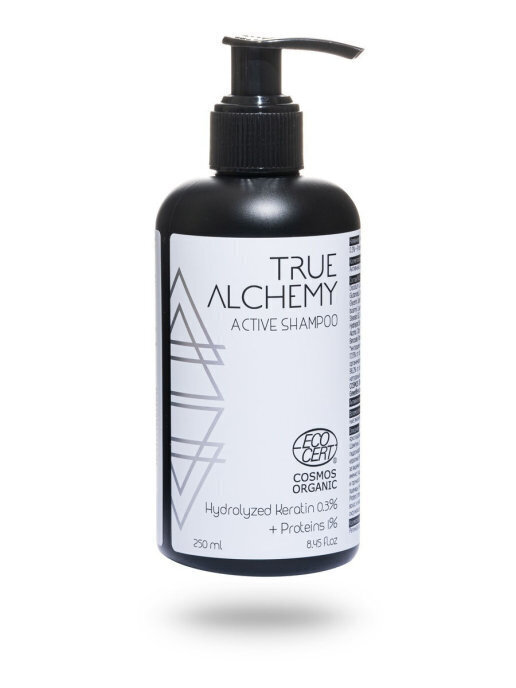 Active shampoo «Hydrolyzed Keratin 0.3% + Proteins 1%» 250 мл