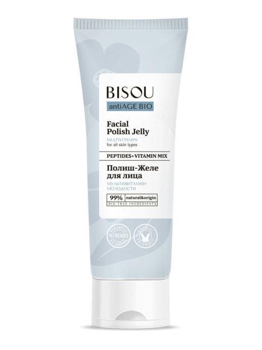 BISOU Полиш-желе для лица Мультивитамин молодости, 110 мл