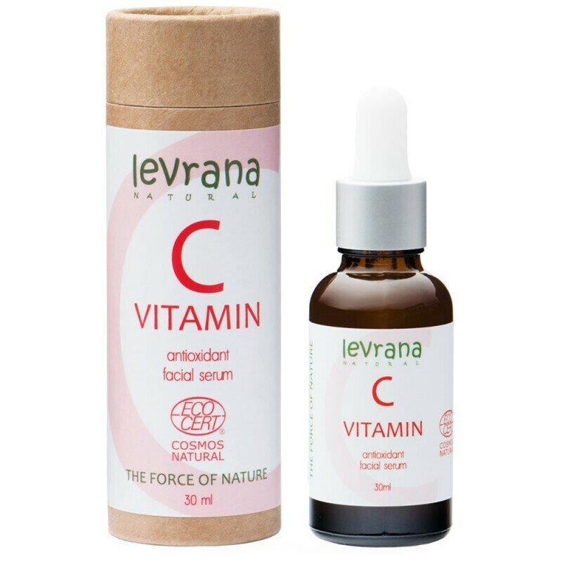 LEVRANA Сыворотка для лица Витамин C, 30мл