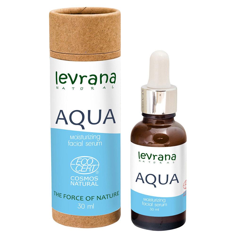 LEVRANA Увлажняющая сыворотка для лица Aqua