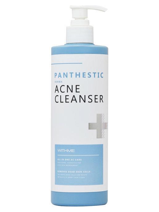 [WITHME] Очищающий гель для кожи АНТИ-АКНЕ Panthestic Derma Acne Cleanser, 500 мл