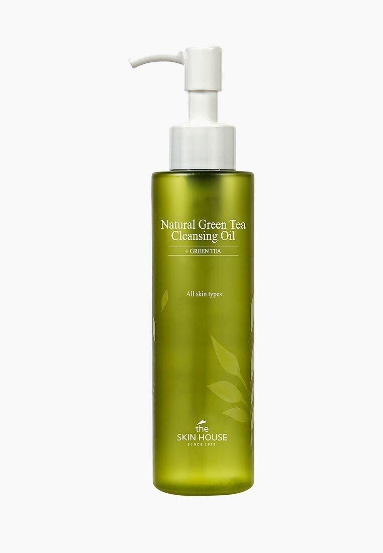 Гидрофильное масло с экстрактом зелёного чая, 150мл, The Skin House